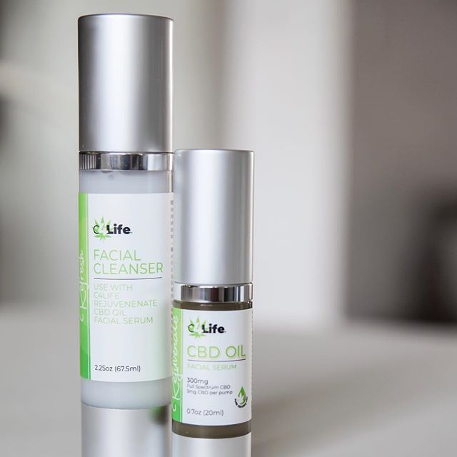 C4Life REJUVENATE CBD Oil Facial Serum contains CBD and features a full spectrum of naturally occurring cannabinoids and terpenes. These ingredients provide support for connective, epithelial and neural tissue functions, healthy skin tone, moisture retention, and brightness. Daily use could provide reduction in the appearance of deep skin wrinkles in as little as 14 days.  CBD has been found to help relieve common skin conditions such as inflammation. Skin inflammation is a common cause of extreme dryness, rashes, sores, and redness.  For optimal results apply after using C4Life Refresh Facial Cleanser REFRESH Facial Cleanser which includes a skin-nourishing blend of sweet almond, sunflower, jojoba, apricot kernel, and carrot seed oils along with our bio-available proprietary hydrolyzed protein to gently remove makeup and leave your skin feeling refreshed.  @c4lifeofficial is offering 25% off with the promo code MARCHBB25.  #organichemp #pureCBD #certifiedcbd #cbdoil #thirdpartytested #pesticidesfree #organiccbd #apricotkernel #jojoba #carrotseedoil #c4life #c4lifepartner #c4lifebeauty