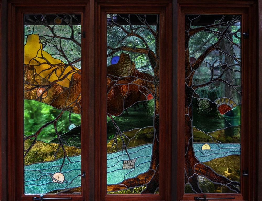 Metaphysical Window Designs