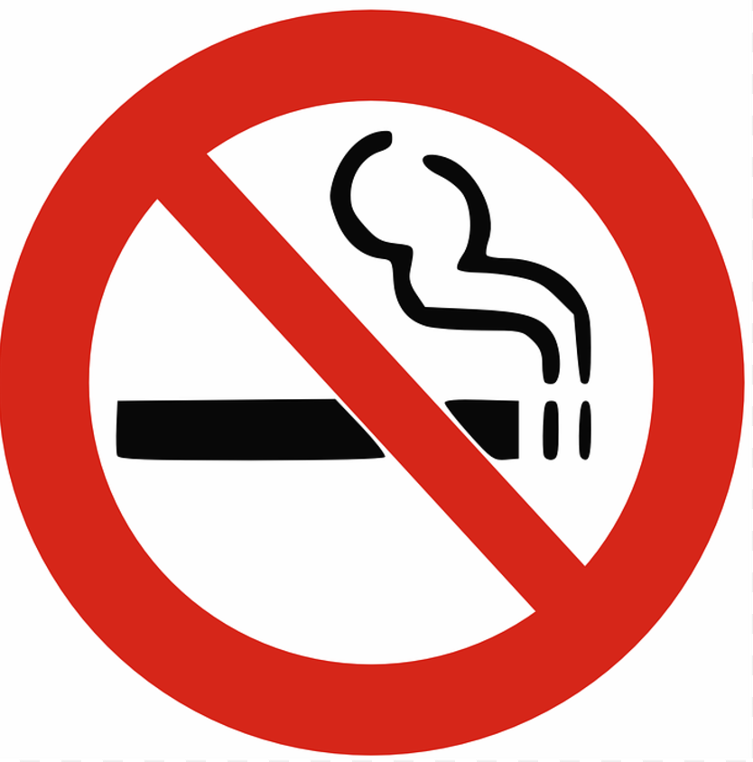 1. Lose the Smokes -