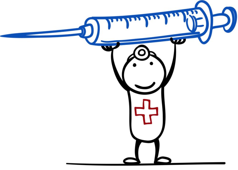 get your flu shot now kathy s urgent care rh kathysurgentcare com flu shot clipart images flu vaccine clipart