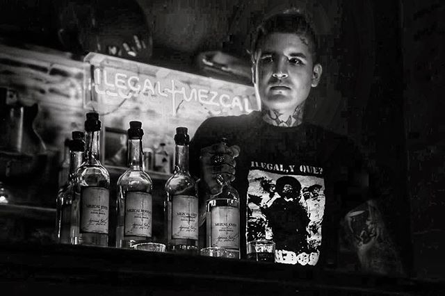 This week we explore Mezcal with Ilegal Global Brand Ambassador @gilbertmezcal. Come learn a thing or two about this sexy smoky agave spirit! . . . . . . , #podcast #podcasts #podernfamily #mezcal #nationalmezcalday #agave #mexico #oaxaca #ilegalmezcal