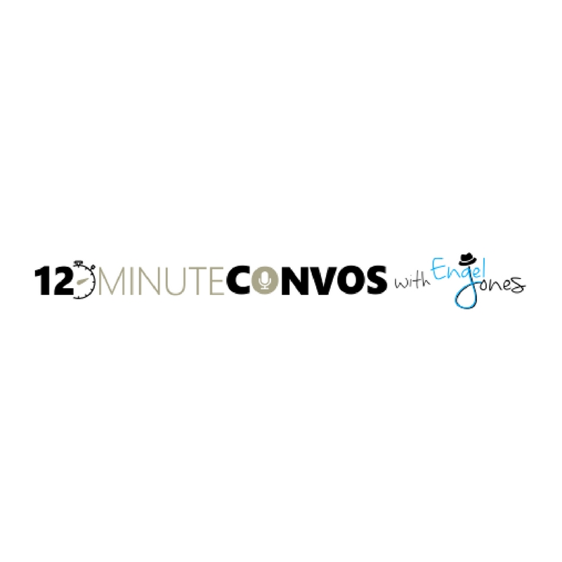 12 Minute Convos with Engel Jones   Learn more about how Drake Strategies came to be and our inspiration behind the work that we do for our clients.