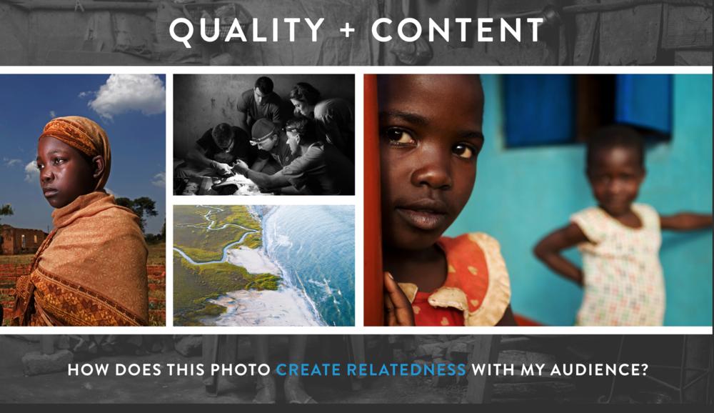 Drake Strategies Visual Storytelling