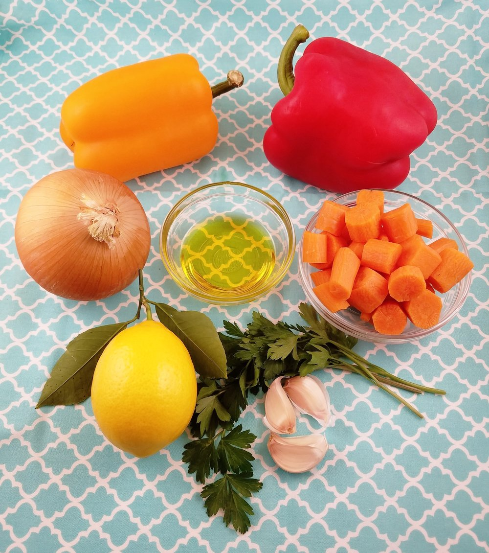CARROT PUREE INGREDIENTS
