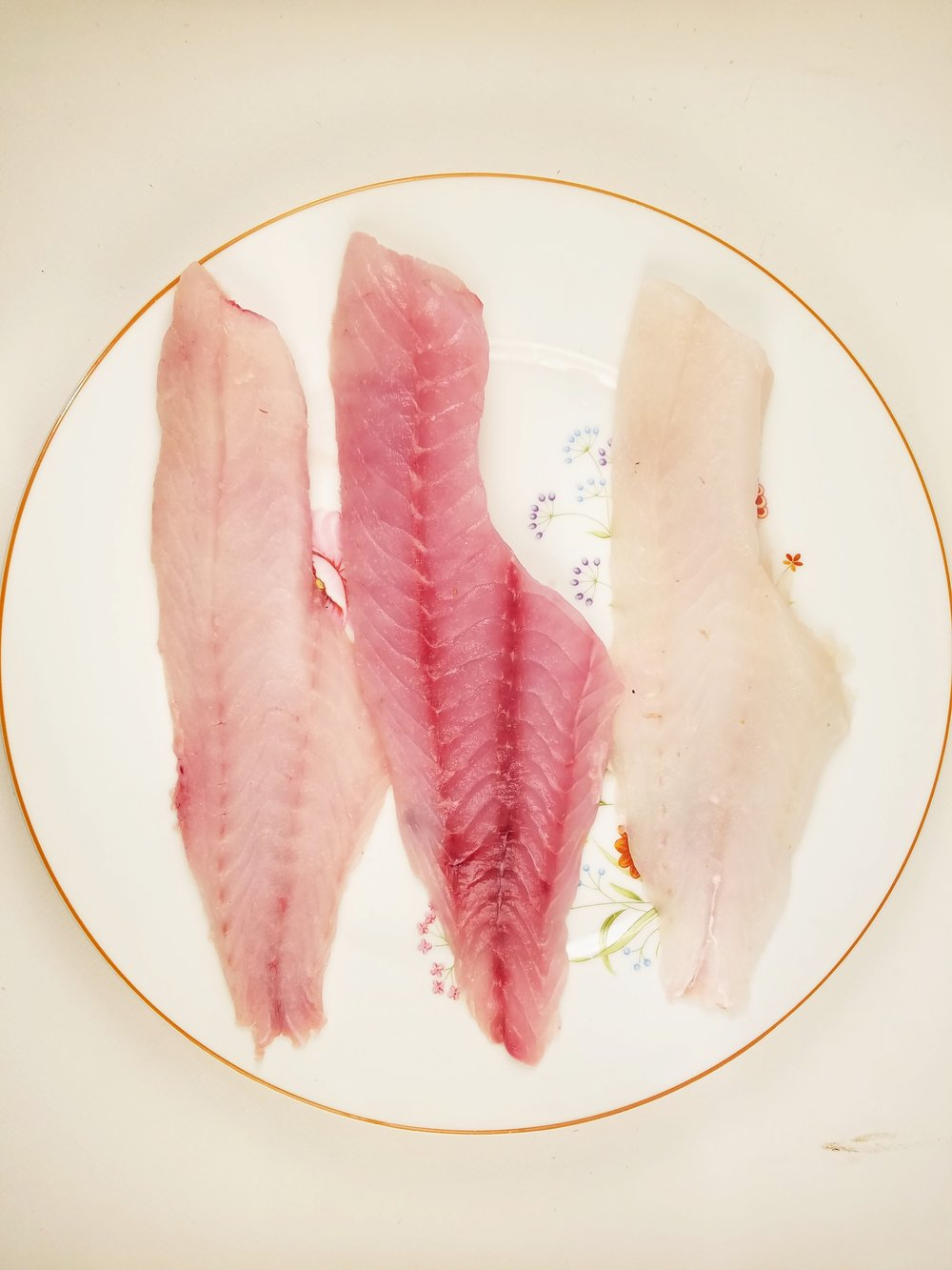 3 FISH FOR DINNER