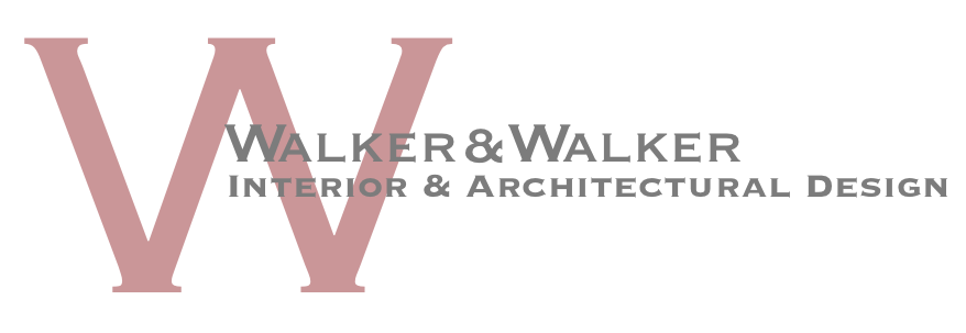 Walker & Walker - Interior & architectural designers - from concept to completion.