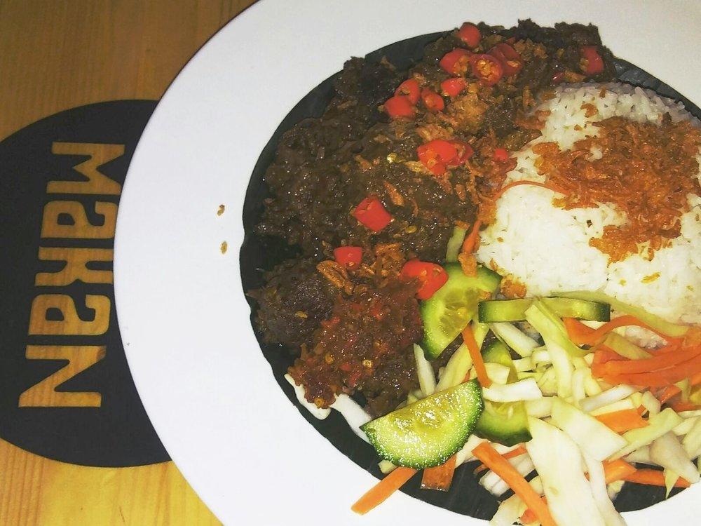Beef Rendang - 8,90€