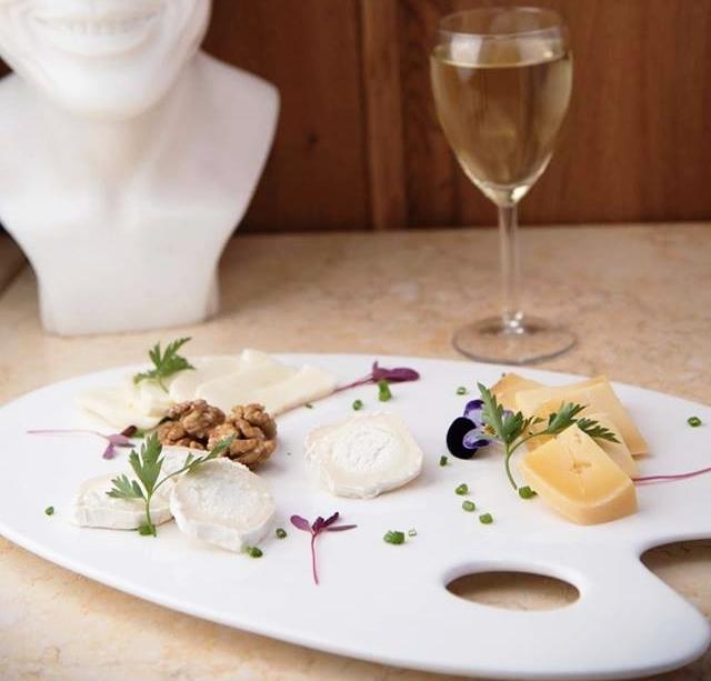 Messerschmidtova paleta syrov - 8,90€