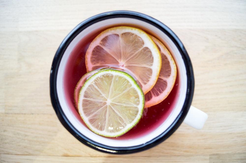 Domáca limonáda - 0,70€