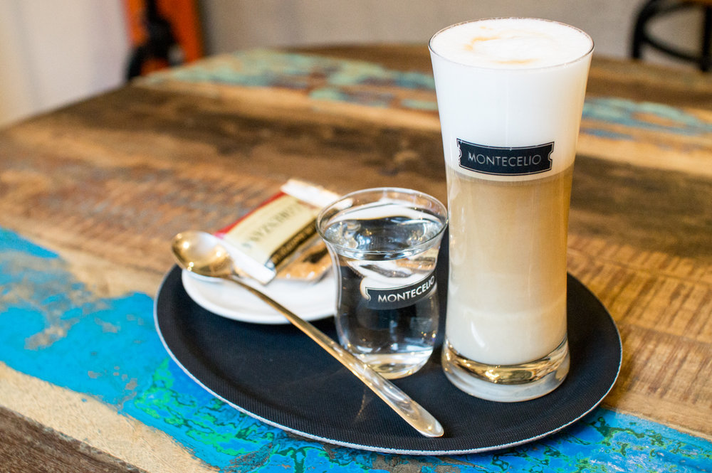 Latte Macchiato - 1,70€