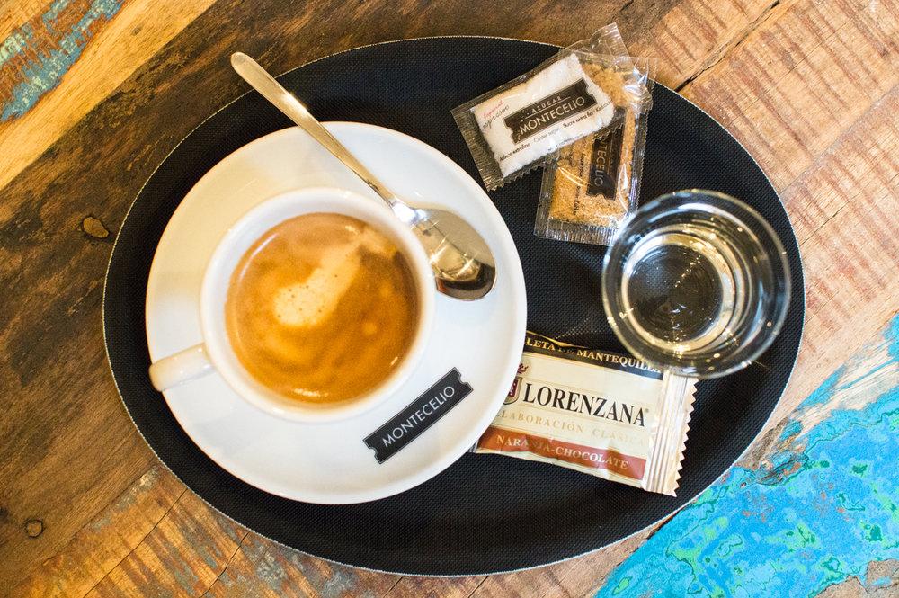 Espresso Lungo - 1,40€