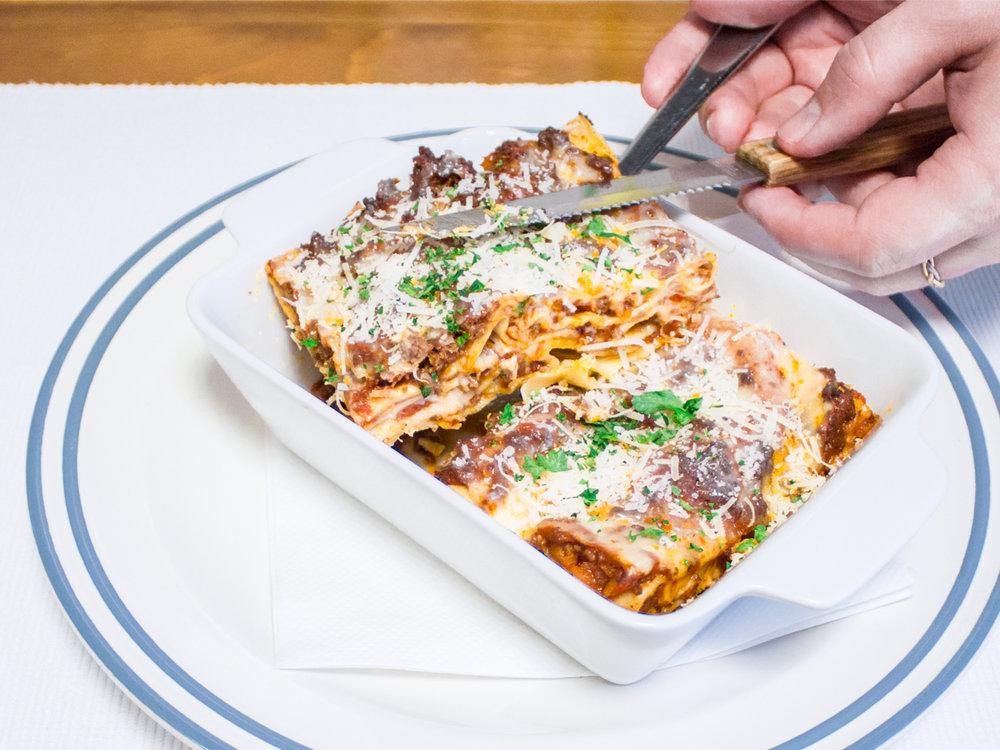 Lasagne alla Bolognese 350g - 6,90€