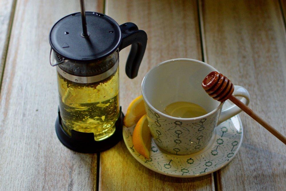 Bylinkový čaj - 1,80€