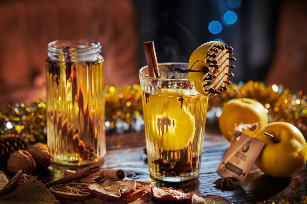 Horúci cider - 2€ / 0,2l