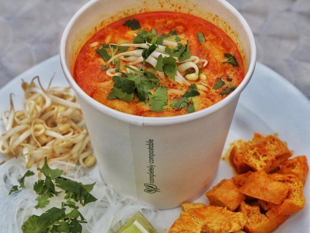 Laksa originál - Malajská curry - 500ml - 6,00€