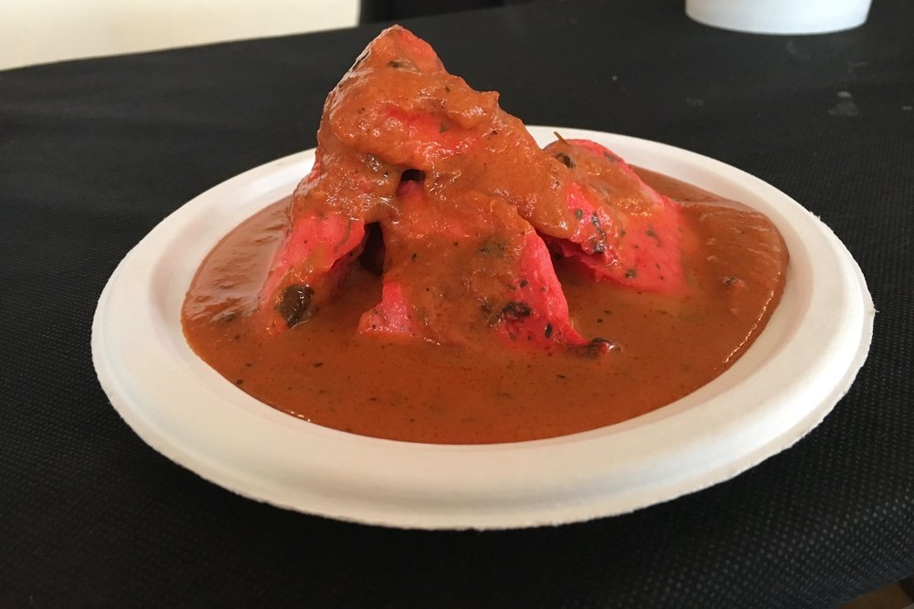 Chicken Tikka Masala - 4,90€