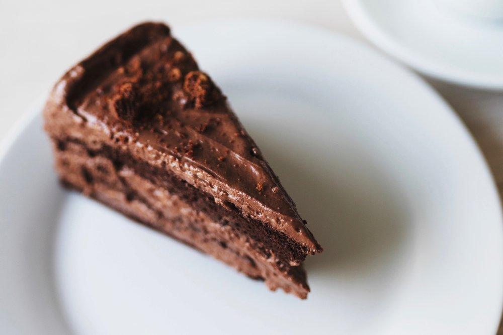 Čokoládová torta - 3,50€