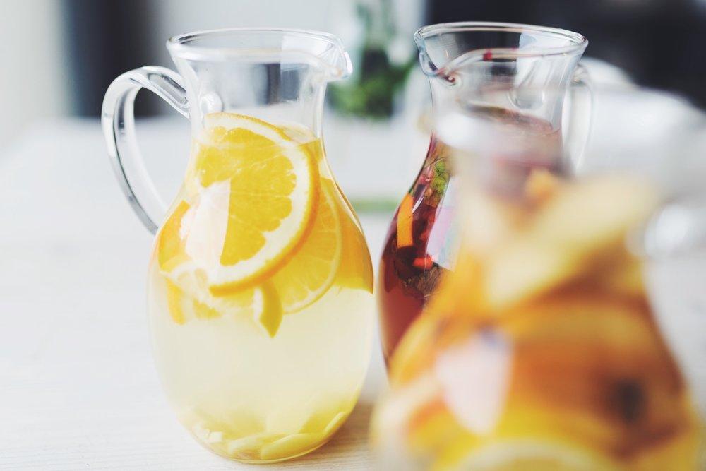 Limonády - 3,50€