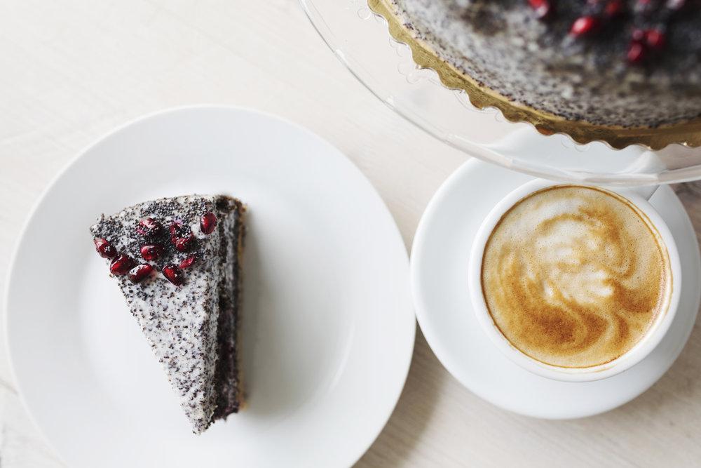 Makovo maková torta - 3,50€