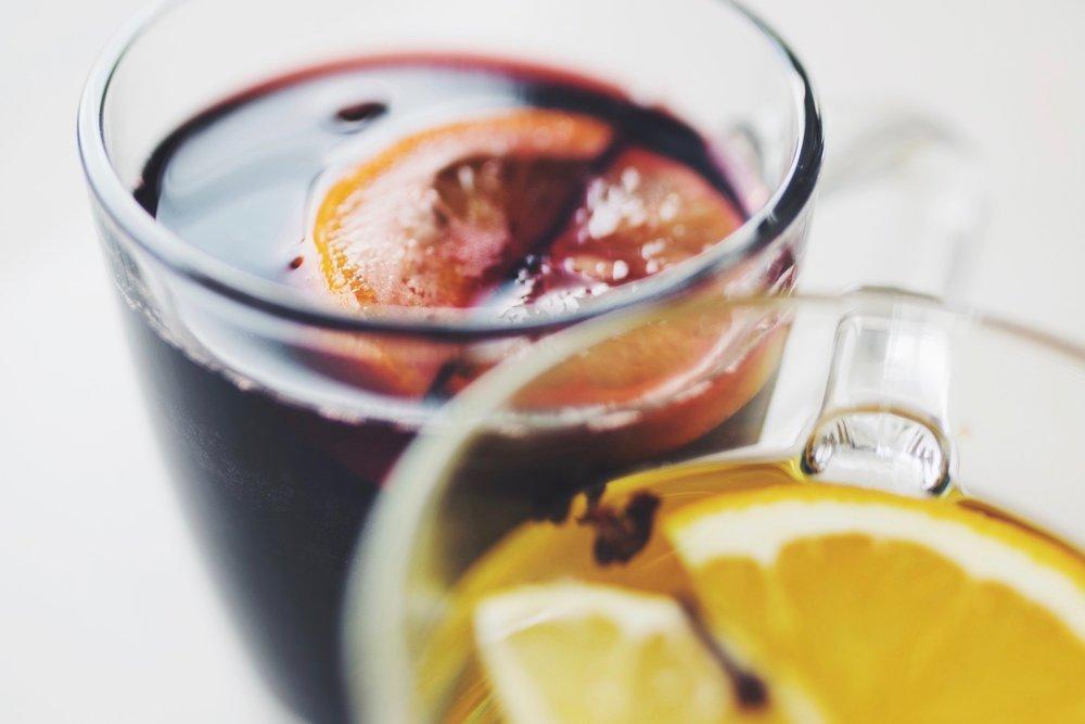 Varené víno - 3,50€