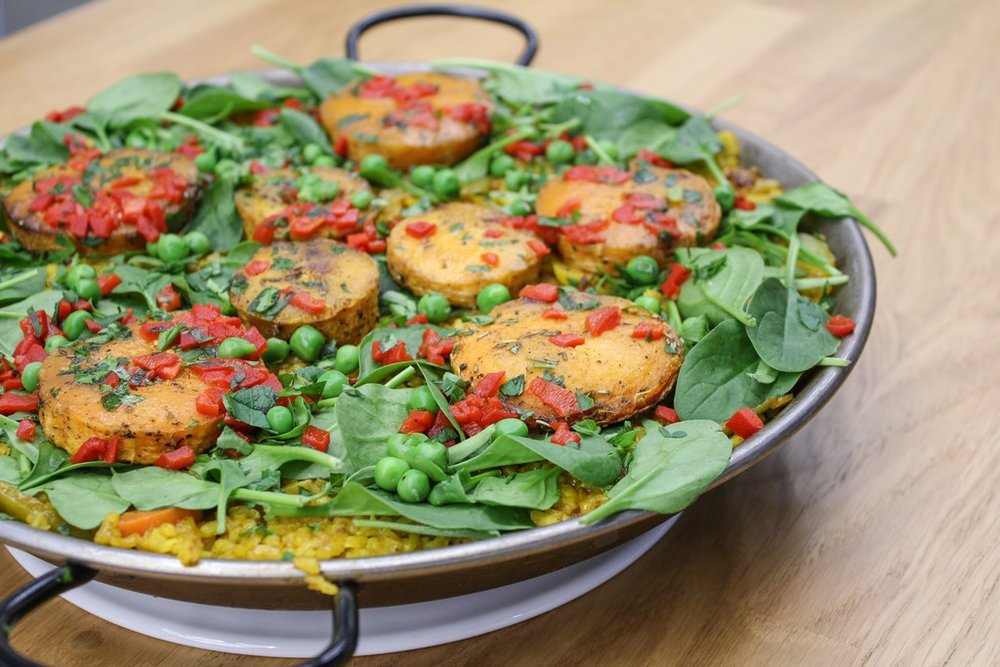 Paella Verduras - 4,50€