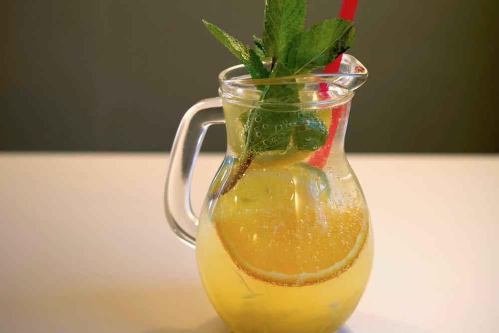 Citrusová limonáda - 3,00/5,00€