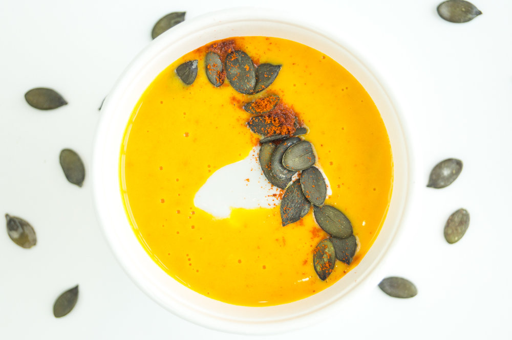 Hokkaidó polievka - 2,50€