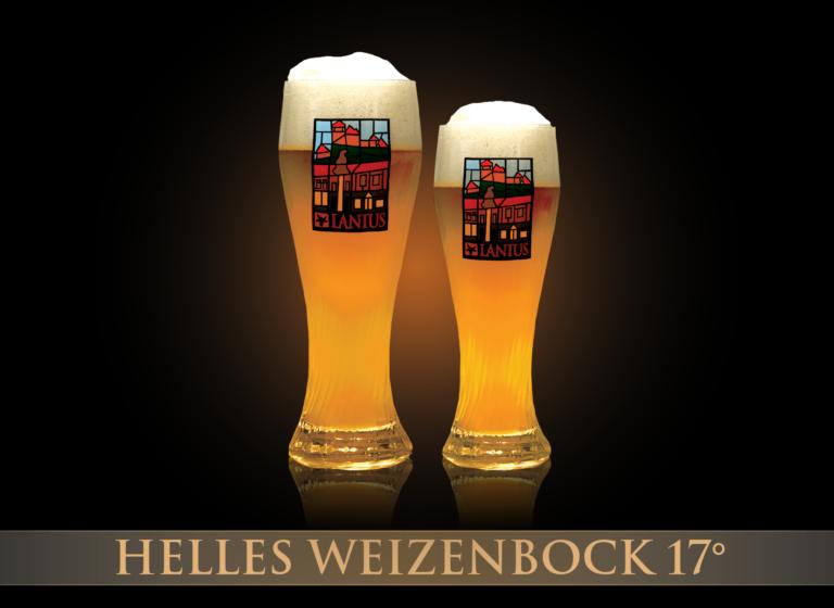 Helles Weizenbock 17° - 1,50€/2,50€
