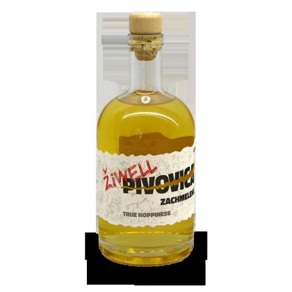 ŽiWELL Pivovica Zachmelená 45% - 0,5l - 20,00€