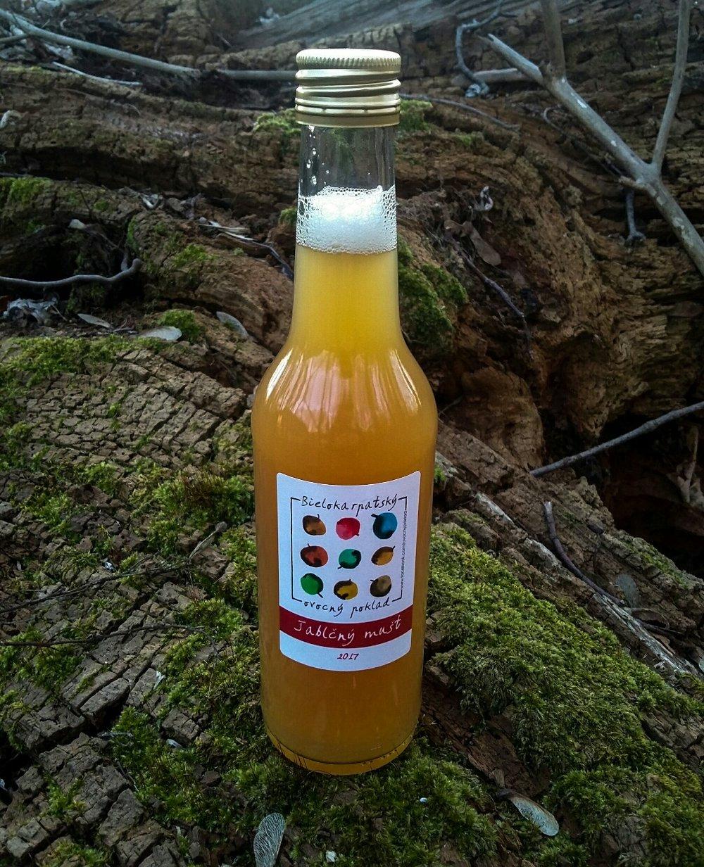 Malokarpatský ovocný poklad – 0,33l – 2,20€