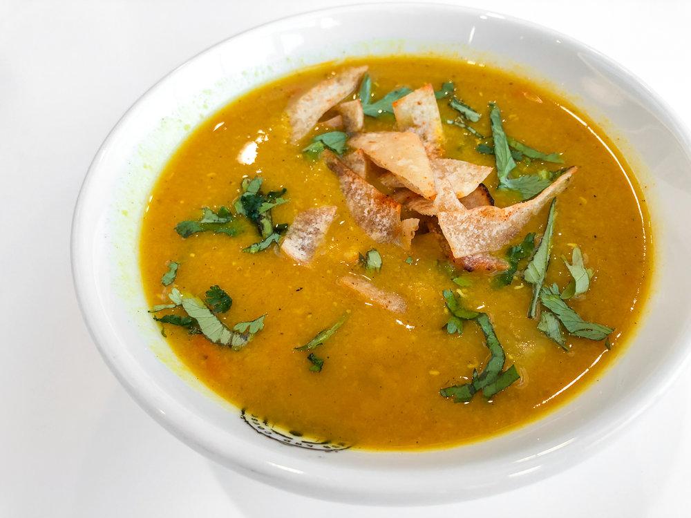 Lentil soup - 1,50€