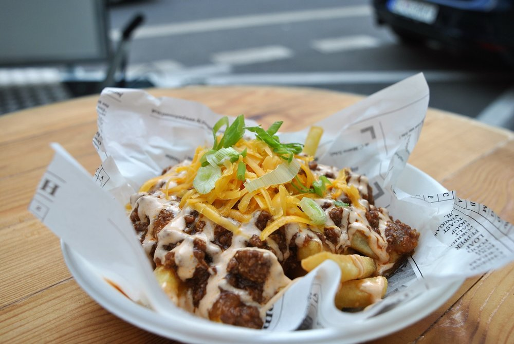 Taco fries - 4,99€