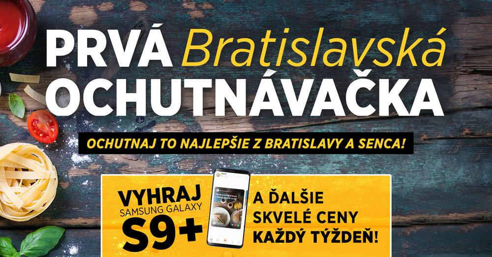 prva bratislavska ochutnavacka