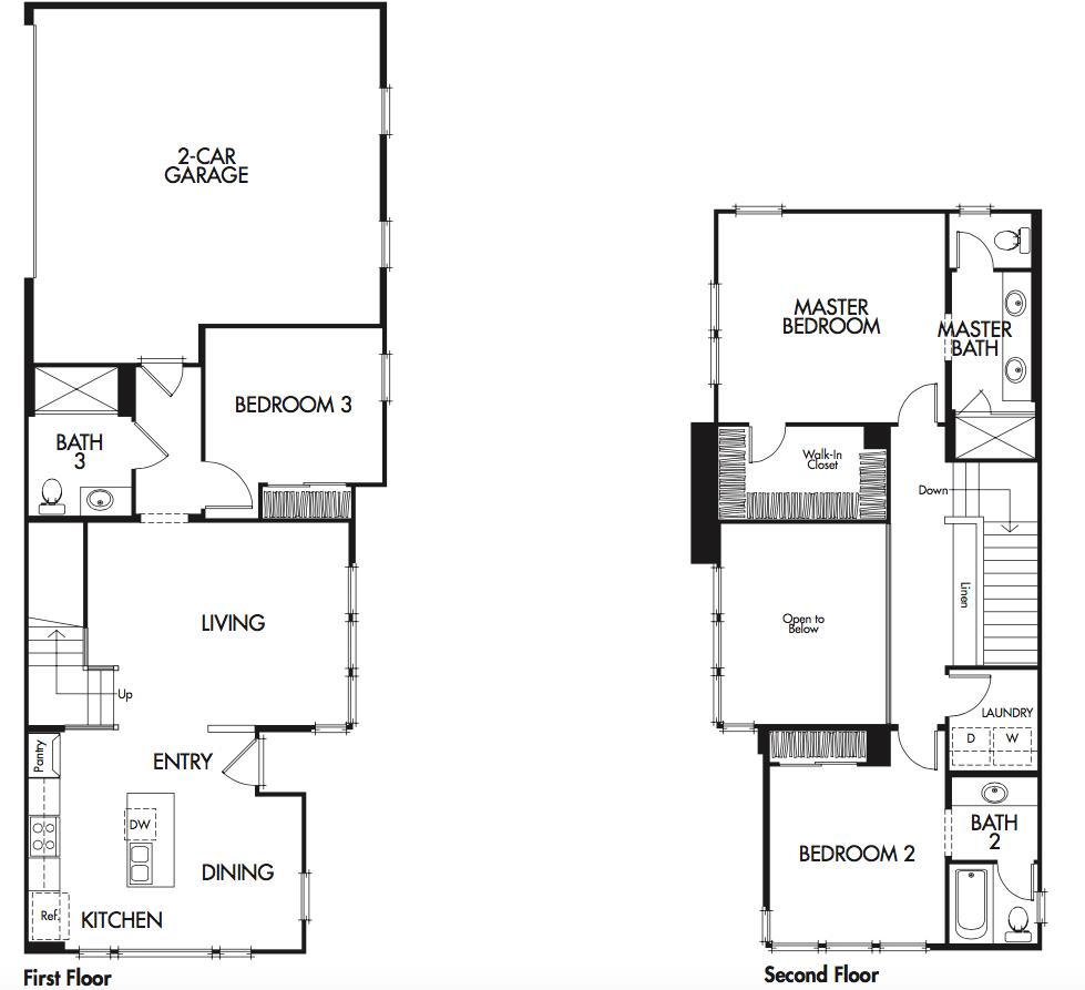 Azure Plan 4 floor plan