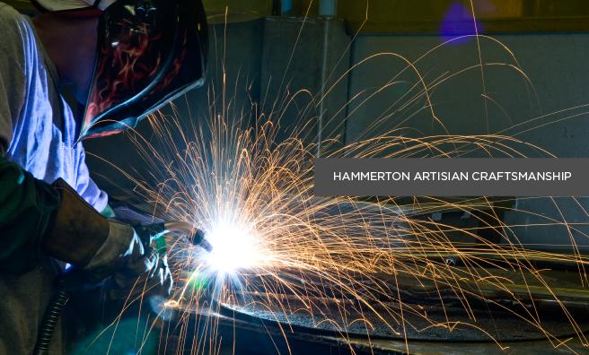 Hammerton Artisian Craftsmanship