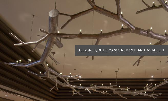 Designed, Built, Manufactured & Installed