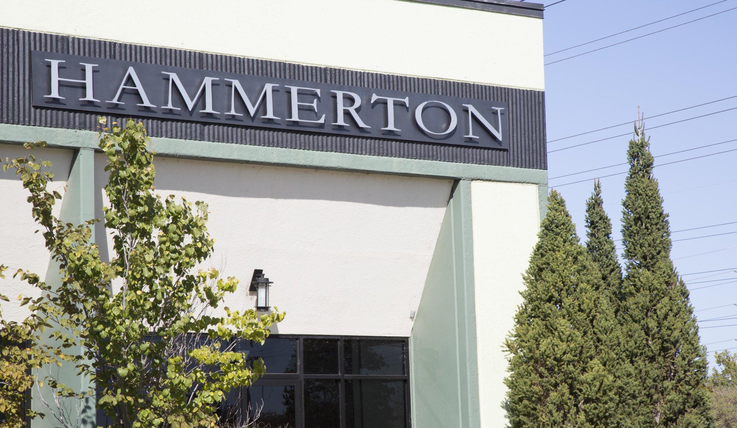 Contact Hammerton