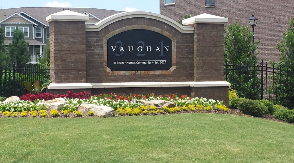 Vaughn - Beazer Homes
