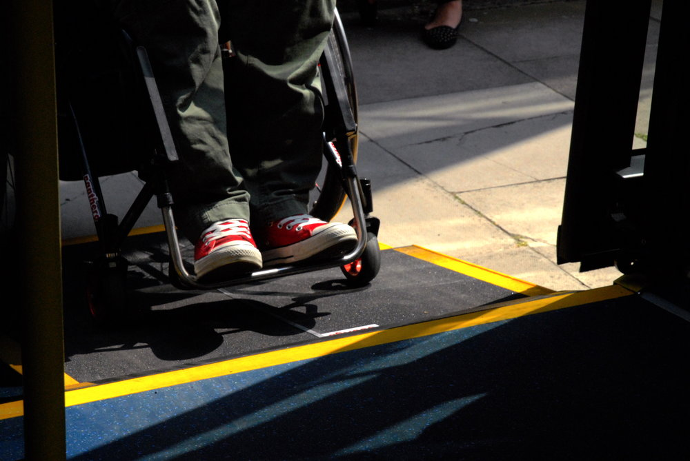 Fixing the Gap - an investigation into wheelchair users' shaping of London public transport