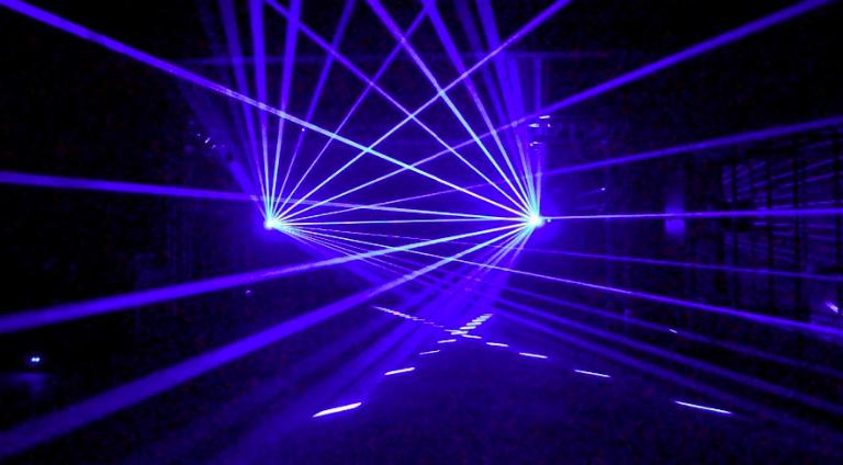 LASER LIGHTING -