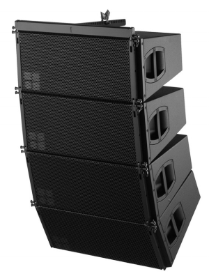 Line Array Sound System -