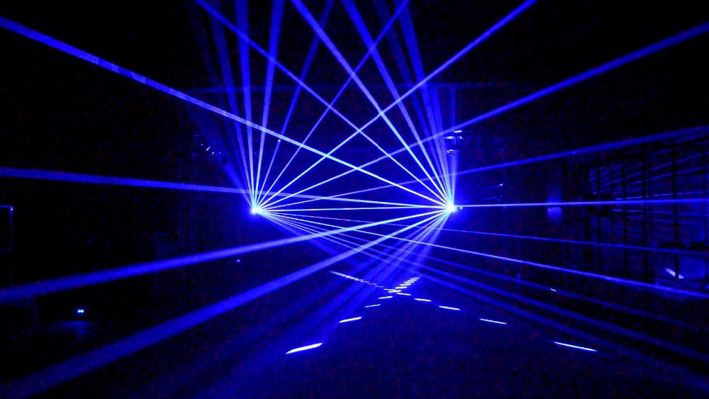 Laser Lighting   Laser Lighting is the highest energy, most technologically advanced lighting system. Our high end lasers have character generators to include custom shapes, names, patterns, characters, and custom designs.