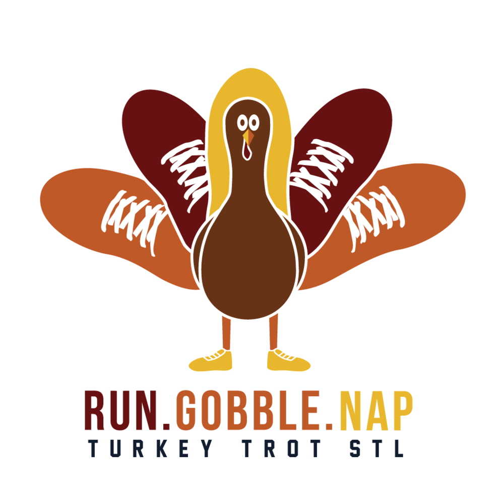 Fleet Feet Turkey Trot - The most popular race day in America, Turkey Trot brings together family and friends in a morning of exercise, dance, panckaes and serving the St. Louis community.