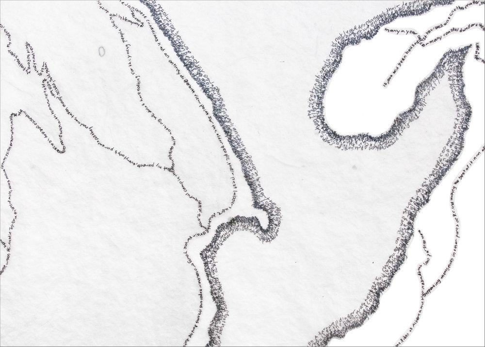 Upper Arrow Lake - Detail 1