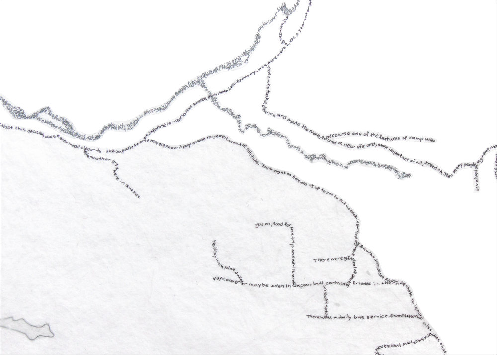 Lumby to Echo Lake – Detail 1