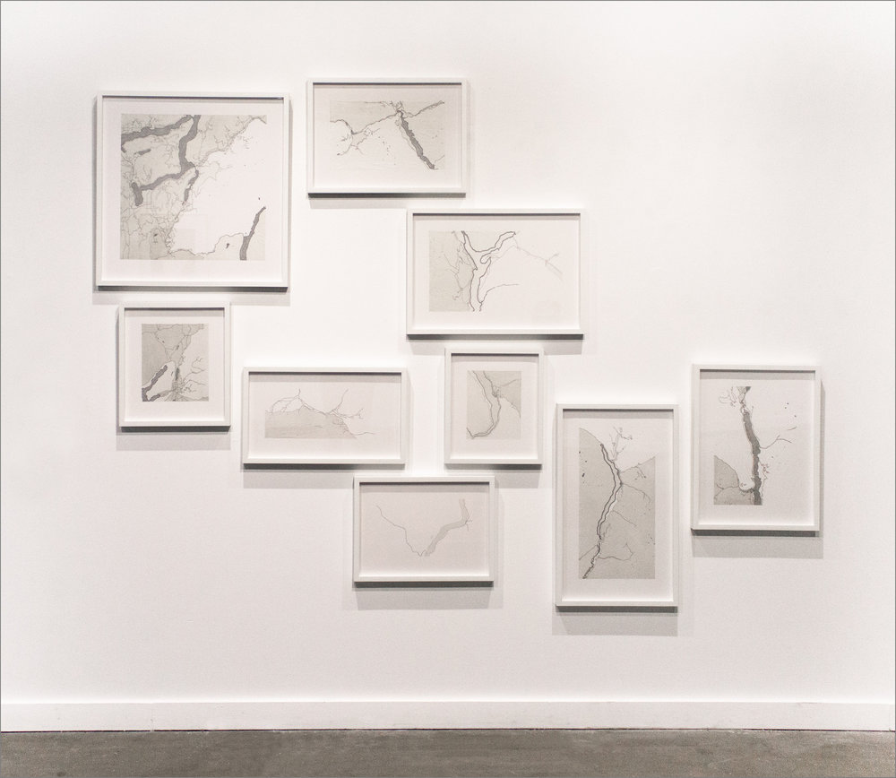 Constructed Narratives: Installation View
