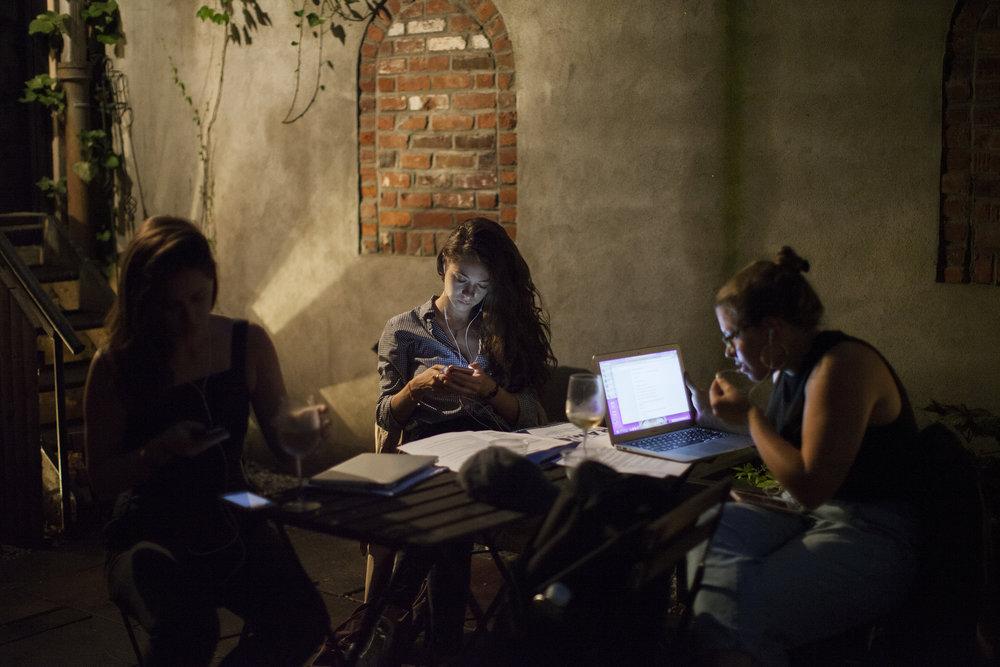 The Broad Room - The Activist Arm of Seneca Strategies