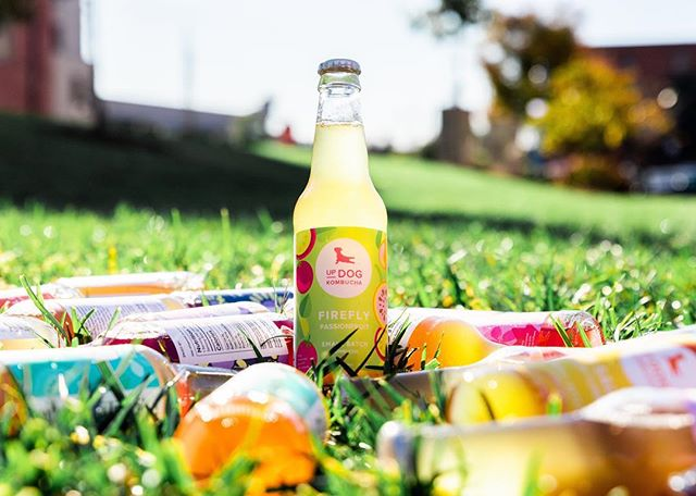 FIREFLY: this new flavor is founder @laurenmiller42's absolute favorite, and we can see why! This slightly tart booch offers a hint of sweetness, giving you that perfect little firefly flutter to float throughout your day 🧚‍♀️in case you didn't know, passionfruit was actually chosen by Y'ALL! A few months ago, we asked our followers to vote on flavors for our @frontporchsundays exclusive flavor. It became so popular that everyone asked for it in bottles, and voila! ✨ . . [📸: @whiteheathermedia ]