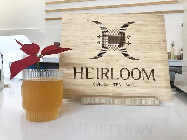 We're proud to say that you can now find our Jasmine Lavender 🌸 booch on tap in downtown RALEIGH at @heirloombrewshop. ✨This gorgeous space is inspired by Laotian, Taiwanese and Japanese fare and design, and we can honestly say it's one of the most beautiful places we've ever seen 😍 their food is delicious, and they also have a wide selection of beverages including coffee, tea, sake, and now kombucha!