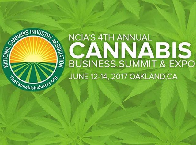 Who's going to the @nationalcannabisindustry business summit and #expo? We'll be at booth #616.